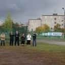 Очередное футбольное поле в Южноуральске.