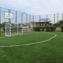 В Верхнеуральском районе построено новое спортивное сооружение